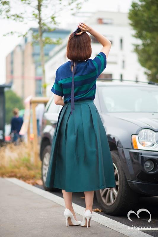 mitograph Maiko Shibata After Kenzo Paris Fashion Week 2014 Spring Summer PFW Street Style Shimpei Mito