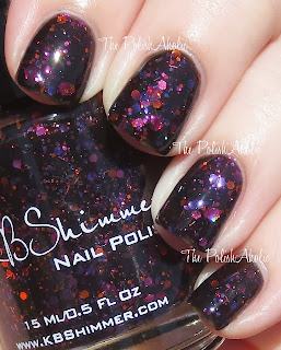 KBShimmer You Go Ghoul - The PolishAholic