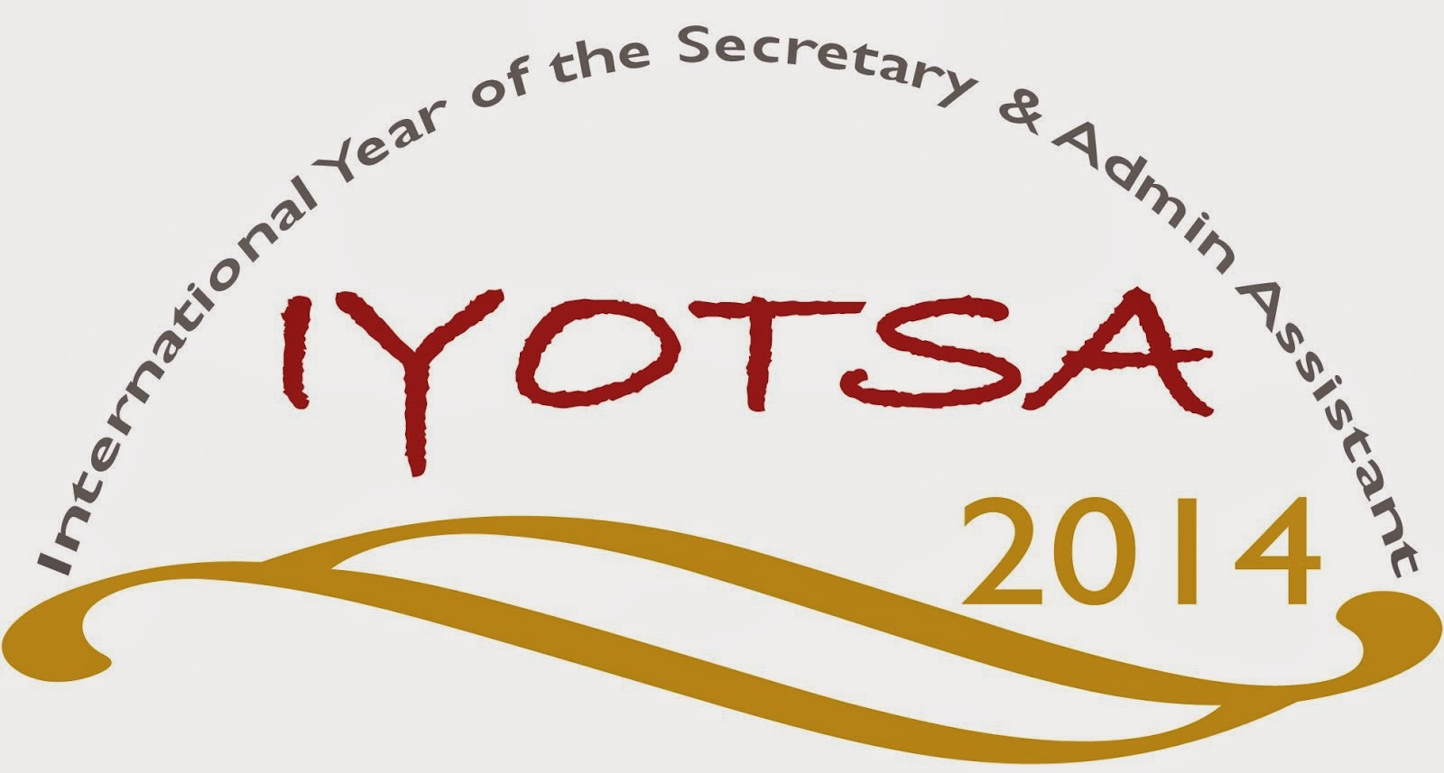 2014: International Year of the Secretary and Assistant - SEiEM, Embajadora por España