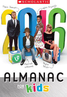 Scholastic Almanac for Kids 2016