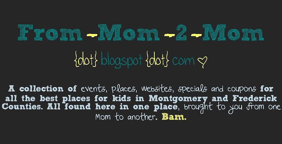 From Mom 2 Mom