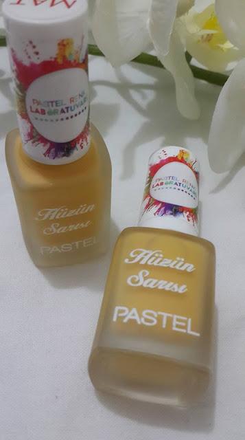pastel-oje