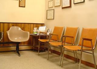 Sala de Espera Gabinete Psicologico Tradicional