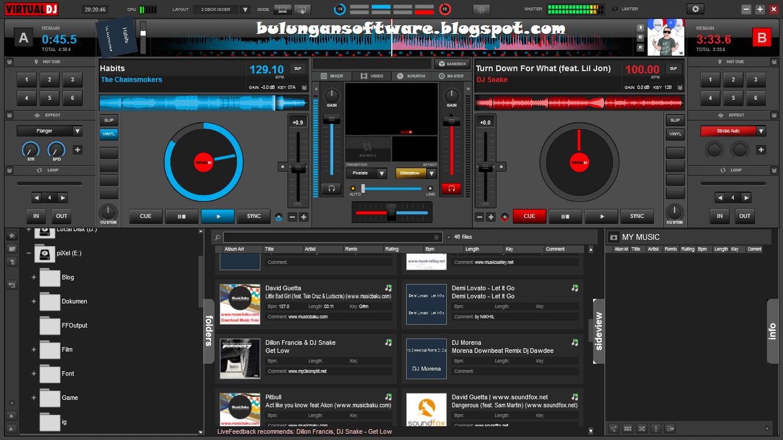 Virtual dj pro 7 ultimate serial free download for Free virtual builder
