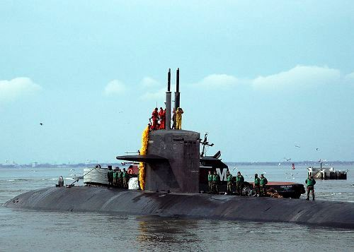 USS Oklahoma City SSN-723