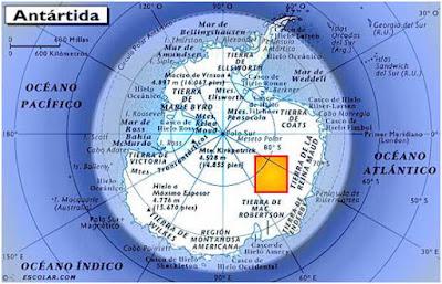 Venezuela en la Antártida