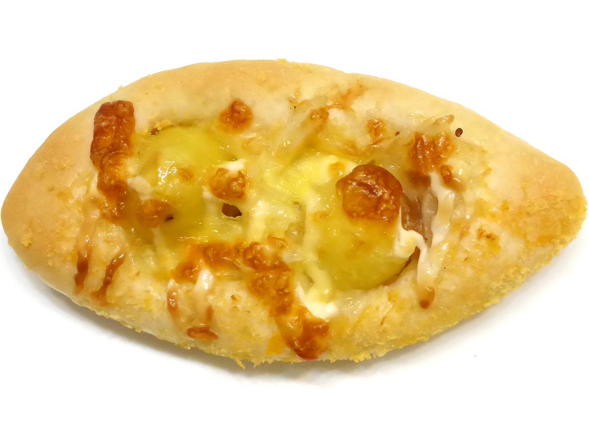 ザクザクジャーマンポテト(Potato & Potato Salad Roll) | VIE DE FRANCE(ヴィ・ド・フランス)