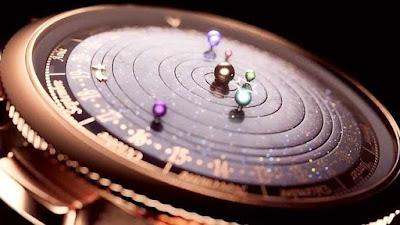 Ahora puedes llevar toda la galaxia dentro del reloj de tu mano