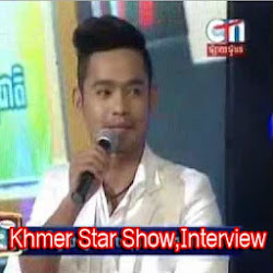 [ CTN TV ] Interview with Artist & Actress 09-Mar-2014 - TV Show, CTN Show, CTN Khmer Star Show