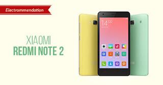 Xiaomi Redmi Note 2 Smartphone Primadona Masyarakat Indonesia