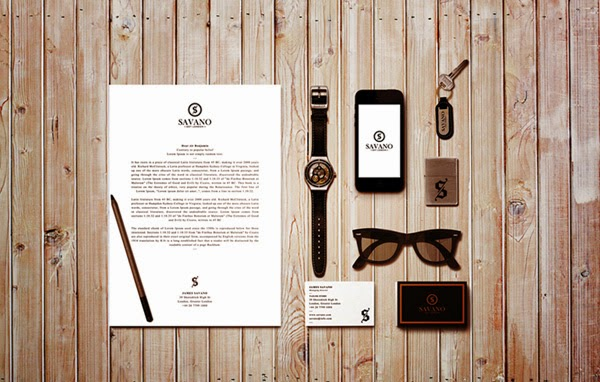 Download Branding Stationery Identity Mockup Gratis - IDENTITY MOCKUP BY JUAN TRAN