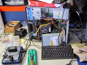 Cara Upgrade Komponen Komputer Yang Benar