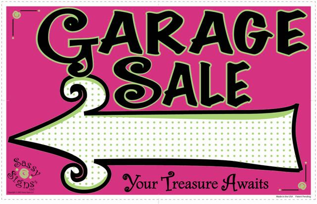 Garage Sale Chick shirt