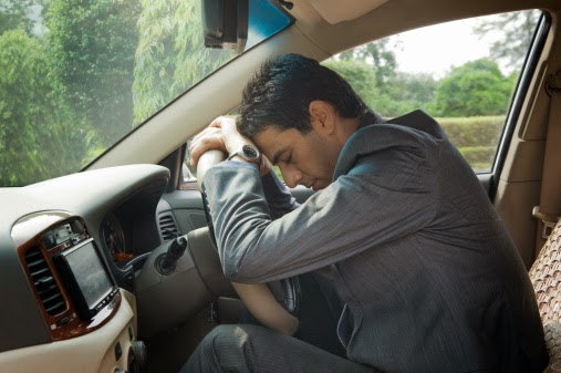Automotive Tinting Easing Eye Strain While Driving