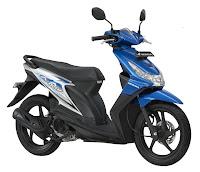 Honda BeAT CW Biru