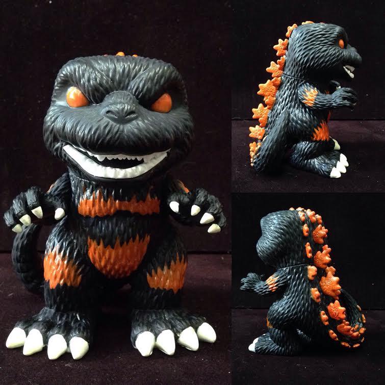 The Kaiju Planet Original Figure Review Funko Pop