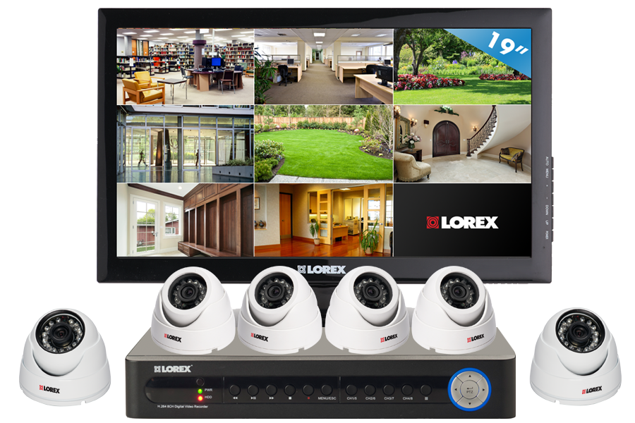Outdoor home surveillance cameras gallery - Exterior surveillance cameras for home ...