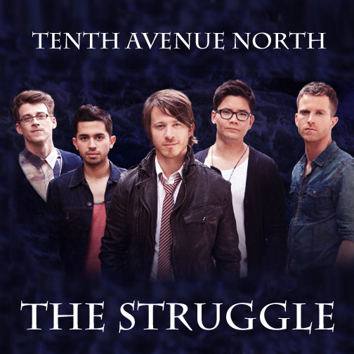 Alternate covers for Tenth avenue north t shirts