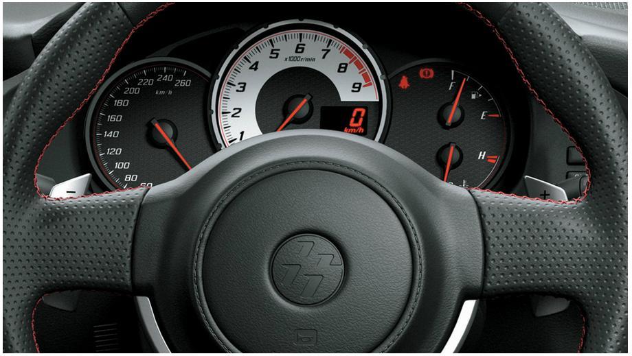 Paddle Shift Technology Toyota 86