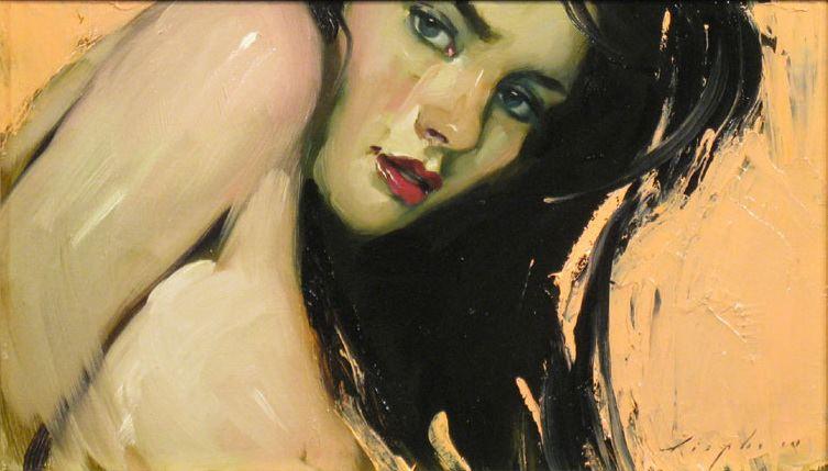 Malcolm Liepke 1953 | American Figurative painter