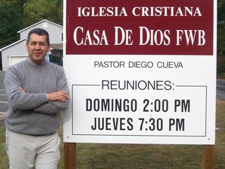 Iglesia Cristiana CASA DE DIOS fwb