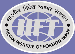 Notification for Post Graduate Diploma in International Business Strategy - INDIAN INSTITUTE OF FOREIGN TRADE IIFT