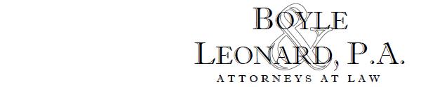 Boyle & Leonard, P.A.