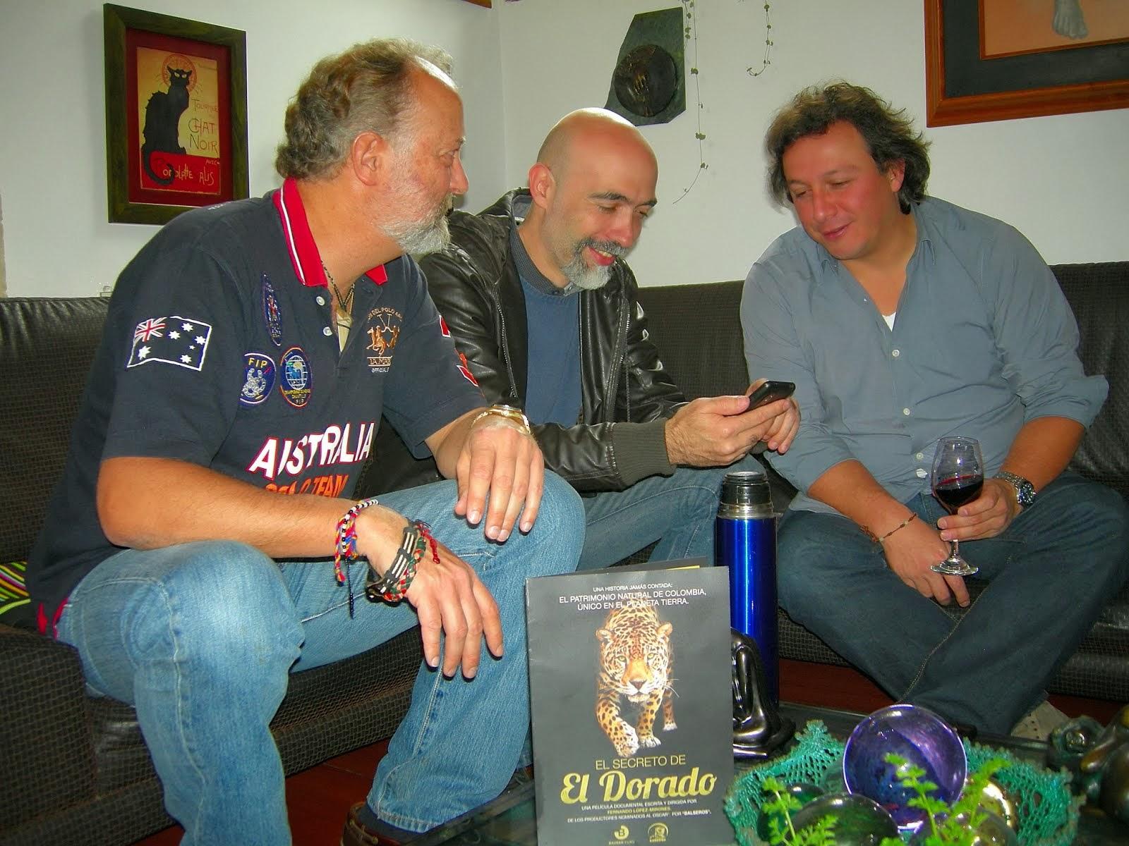 Reunión Bogotá CINE