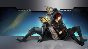 #4 Mass Effect Wallpaper