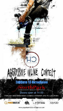 HURRICANE  AGGRESIVE INLINE CONTEST