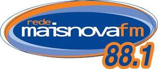ouvir a Rádio Maisnova FM 88,1 Garibaldi RS