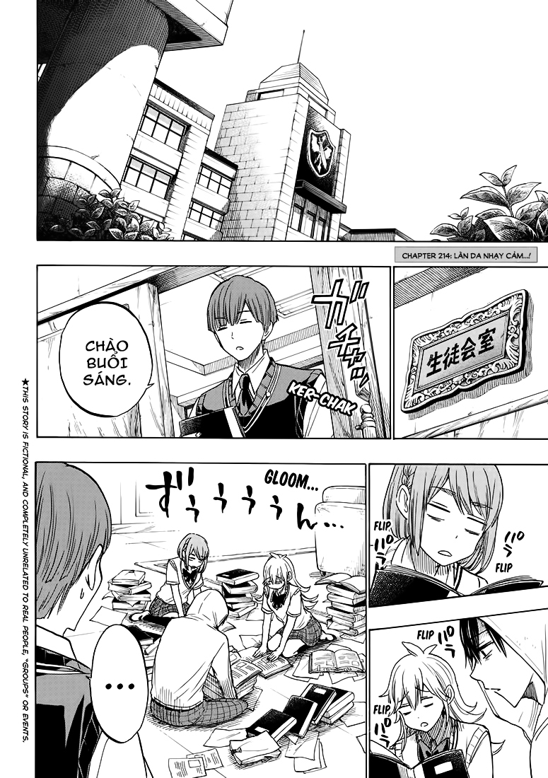 Yamada-kun to 7-nin no majo chap 214 page 4 - IZTruyenTranh.com