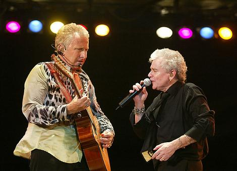 Air Supply Voando Para O Silver Queen Ball E Novo DVD Em Fev/2012