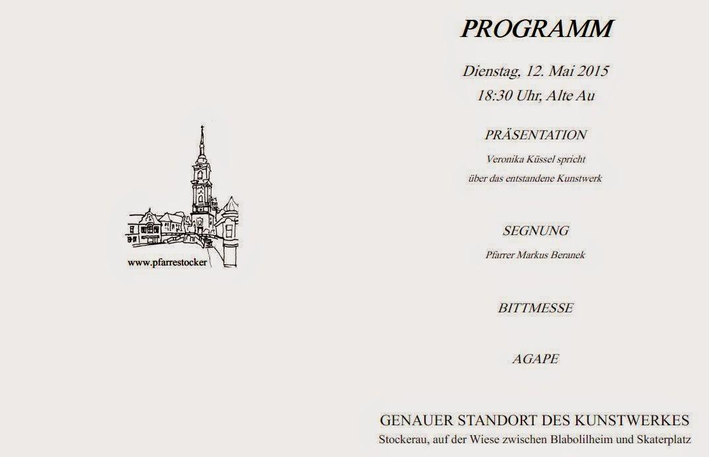 online magazin der katholischen pfarre stockerau: einladung, Einladung