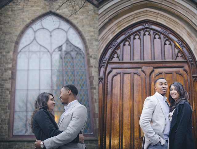 Princeton, engagement, photography, rainy
