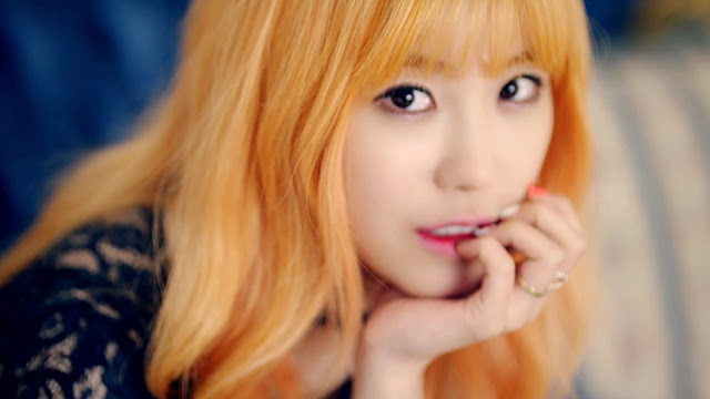 SECRET's Hyosung from Into You MV