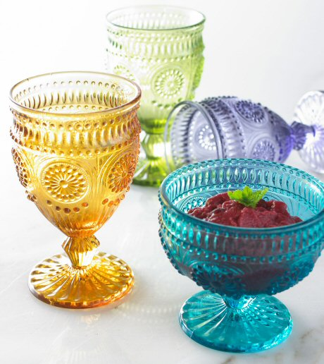Amazing Vintage Colored Glass Goblets 460 x 516 · 57 kB · jpeg