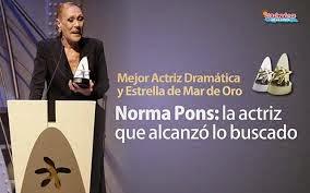 Norma Pons - La Casa de Bernarda Alba