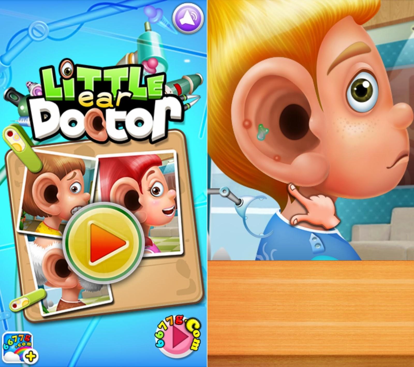 O+ USA Imagine Little Ear Doctor