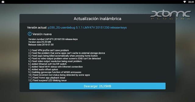 Firmware FW5 MINIX U1