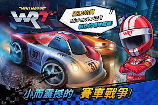 環球競速 Mini Motor W.R.T APK 下載