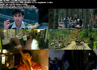 Barfi! (2012) 1080p BRRip 800MB