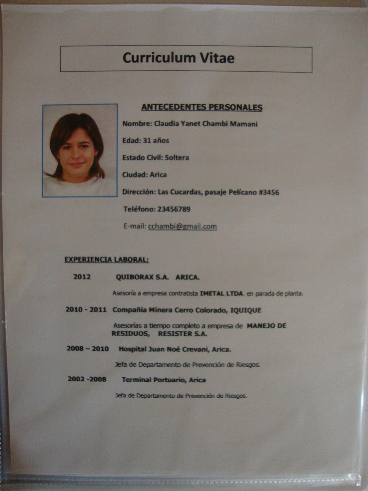 Profesor Cristian: PORTAFOLIO: INSTRUCCIONES Y EJEMPLOS