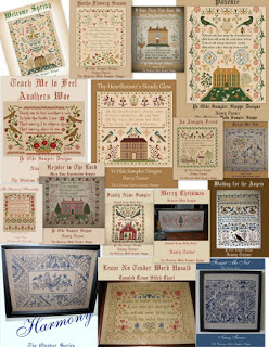 Victorian Motto Sampler Shoppe