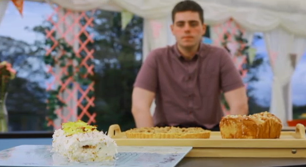 great irish bake off series 1