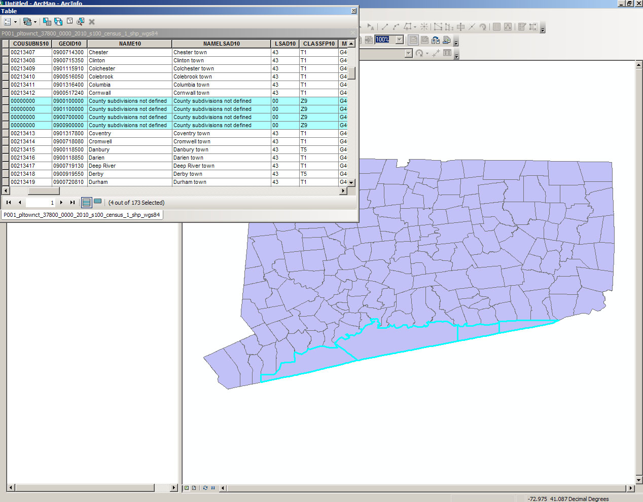 Creating kmz s in arcmap outside the neatline for Table attributes