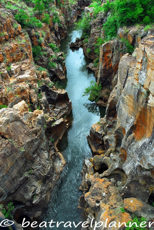 Potholes - Blyde river canyon
