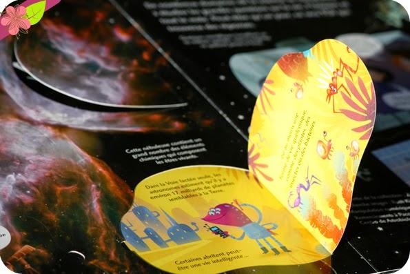 Fenêtre sur l'univers - éditions Usborne