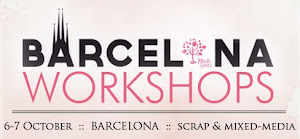 Scrap &amp; ART weekend BCN