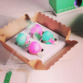 huevos de pascua decorados self packaging selfpackaging selfpacking